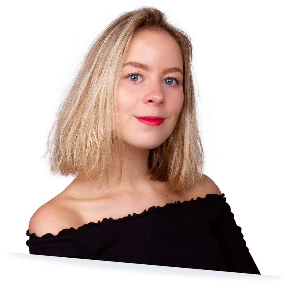 Realitní makléřka Valerie Kosíková